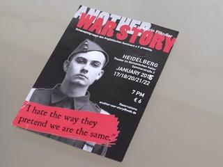 Theaterstück »Another War Story«