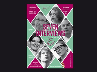 Theaterstück »Seven Interviews«
