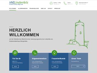 Website Medizinisches Versorgungszentrum