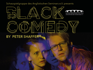 Theaterstück »Black Comedy«