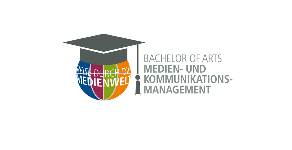 Logo Studiengang Bachelor of Arts Medien- und Kommunikationsmanagement