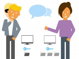 Infografiken Datenschutz & Arbeitsschutz